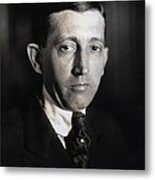 Will Hays 1879-1954, The First Metal Print by Everett