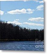 Wisconsin's Peshtigo River Metal Print by Ms Judi