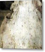 Woman In A Meadow Metal Print by Joana Kruse
