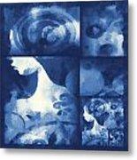 Wondering 4 Metal Print by Angelina Vick