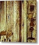 Wood Grain Metal Print by Georgia Fowler