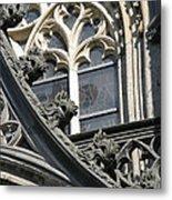 Xanten Cathedral Metal Print by Arlene Carmel