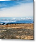 Yakima Valley Metal Print by Tim Perry
