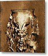 Dionysus.... Metal Print by Andrzej Szczerski