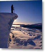 Alaska, Juneau Metal Print by John Hyde - Printscapes