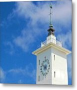 All Along The Watchtower Metal Print by Debbi Granruth