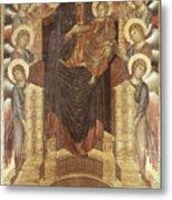 Cimabue: Madonna Metal Print by Granger