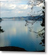Cumberland Lake Metal Print by Anne Kitzman