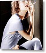 Katharine Hepburn, Ca. 1930s Metal Print by Everett