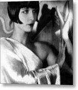 Louise Brooks, Ca. 1929 Metal Print by Everett