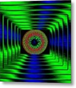 Luminous Energy 5 Metal Print by Will Borden