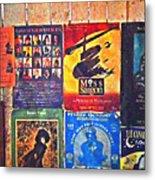 Poster Board Metal Print by Cyryn Fyrcyd