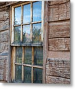 Reflections Of Time Metal Print by Sandra Bronstein