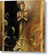 Revelation And Enlightenment Metal Print by Dina Dargo