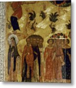 Russia: Icon Metal Print by Granger