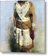 Sarah Winnemucca Metal Print by Granger