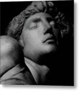 The Dying Slave Metal Print by Michelangelo Buonarroti