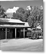 The Heritage Town Of Echuca Victoria Australia Metal Print by Kaye Menner