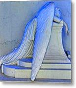 Weeping Angel Metal Print by Ellis C Baldwin