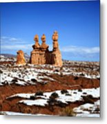 Goblin Valley Metal Print by Mark Smith