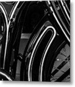 1929 Bmw R11 Metal Print by William Jones