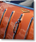 1957 Chevrolet Nomad Metal Print by Gordon Dean II