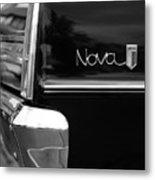 1966 Chevy Nova II Metal Print by Gordon Dean II