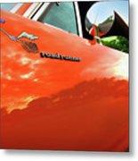 1969 Plymouth Road Runner 440 Roadrunner Metal Print by Gordon Dean II
