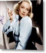 Angel, Marlene Dietrich, 1937 Metal Print by Everett
