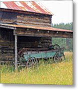 Another Time Metal Print by Suzanne Gaff