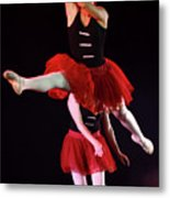 Ballet Performance  Metal Print by Chen Leopold