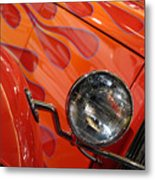 Hot Rod Ford Coupe 1932 Metal Print by Oleksiy Maksymenko