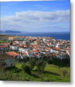 Maia - Azores Islands Metal Print by Gaspar Avila