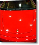 2006 Ferrari F430 Spider . 7d9383 Metal Print by Wingsdomain Art and Photography