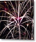 2011 Fireworks Metal Print by Robert  Torkomian