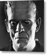 Frankenstein, 1931 Metal Print by Granger