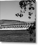 Mcnary Dam Metal Print by Robert Bales