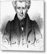 Andrew Jackson (1767-1845) Metal Print by Granger