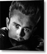 Rebel Without A Cause, James Dean, 1955 Metal Print by Everett