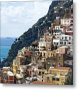 Amalfi Coast Metal Print by Andre Goncalves
