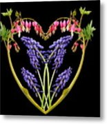 A Heart Of Hearts Metal Print by Michael Peychich