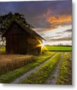 A Moment Like This Metal Print by Debra and Dave Vanderlaan