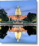A Nation Awakens Metal Print by JC Findley