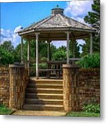 A Place To Pray-2 Metal Print by Robert Pearson