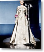 A Star Is Born, Judy Garland, 1954 Metal Print by Everett