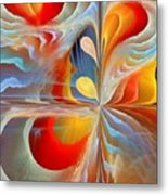 A Time Of Magic Metal Print by Gayle Odsather