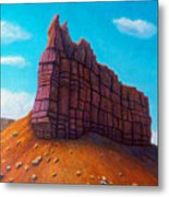 Abiquiu Metal Print by Brian  Commerford