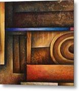 Abstract Design 30 Metal Print by Michael Lang