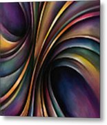 Abstract Design 55 Metal Print by Michael Lang
