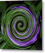 Abstract I Metal Print by DigiArt Diaries by Vicky B Fuller